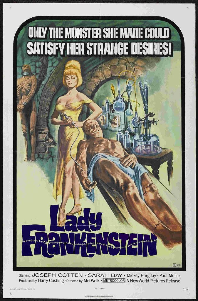lady frankenstein a