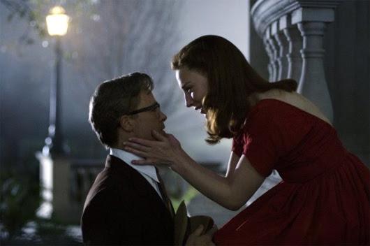 Brad Pitt y Cate Blanchett en 'El curioso caso de Benjamin Button'