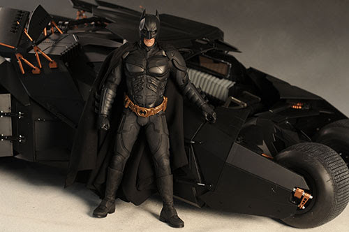 Tumbler Batmobile Dark Knight Batman Sixth Scale Vehicle Another Pop Culture Collectible