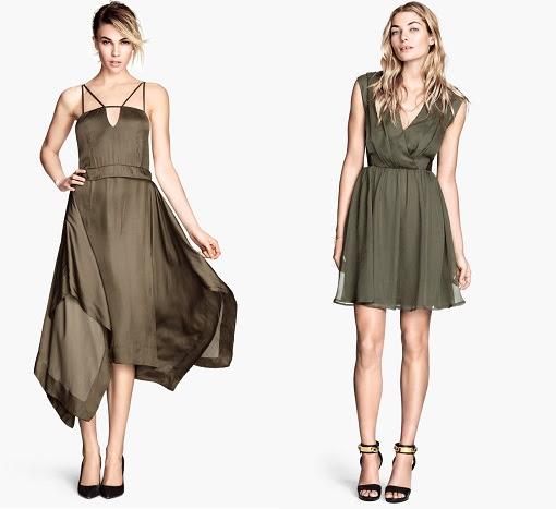 H&M vestidos de fiesta