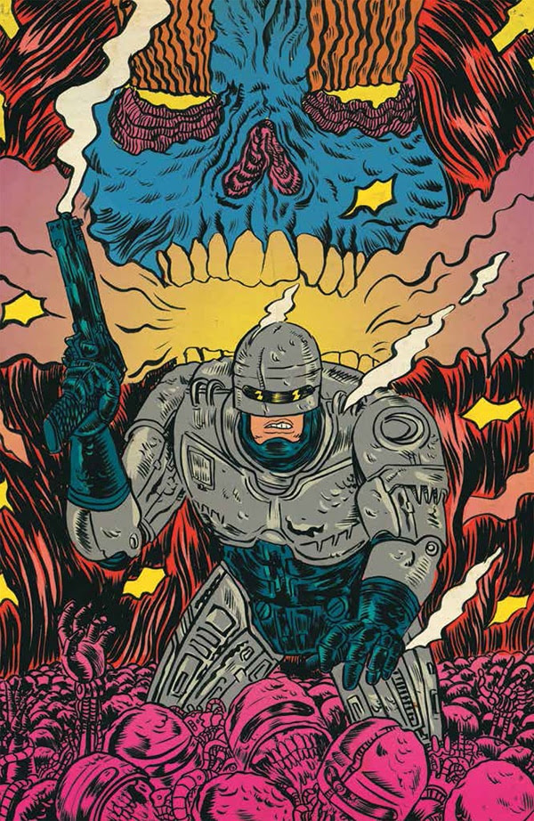 The RoboCop Saga Continues in New Boom! Studios Ongoing Comic Series