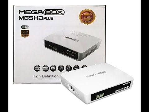MEGABOX MG5 HD PLUS NOVA ATUALIZAÇÃO V1.61 - 20/02/2018