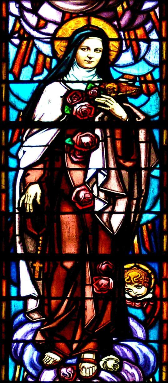 http://upload.wikimedia.org/wikipedia/commons/3/36/Saint_Theresa_of_Lisieux_-_Little_Flower.jpg