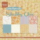 PK9121 Pretty Papers bloc Shabby Chic