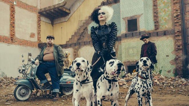 101 Dalmatians Emma Stone Cruella De Vil
