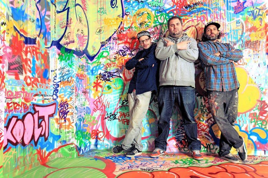 Tilt Designs Graffiti-Covered