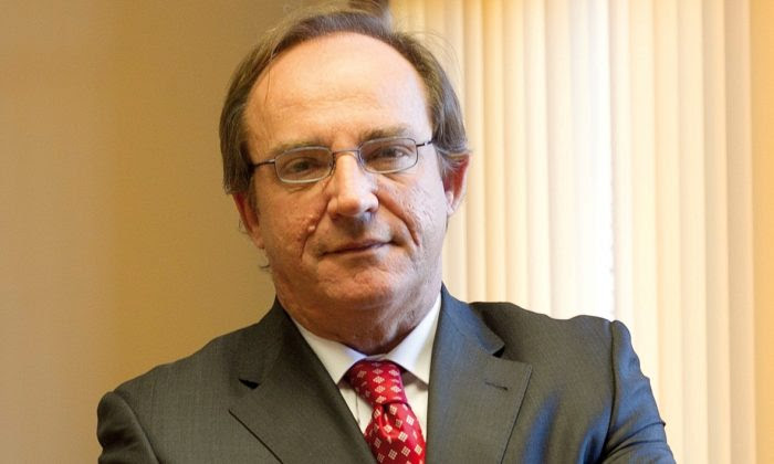 José Javier Castrodeza director general de Ordenación Sanitaria