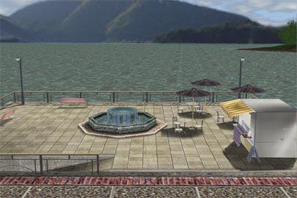 MMD Dock Terrace