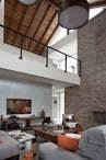 Double-Height Living Room Design Ideas