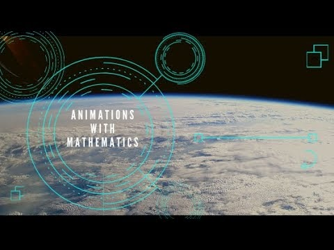Animation is a method in which picturese Mathematics