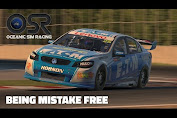 iRacing: Being Mistake Free (V8 Supercar @ Montreal)