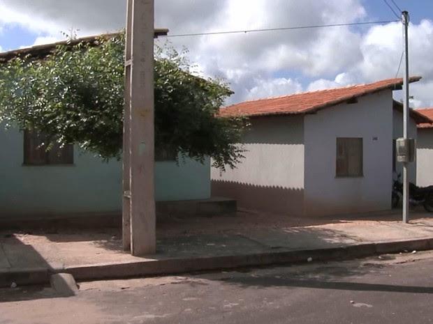 Residencial Santa Terezinha, em Caxias, foi criado pelo programa habitacional 'Minha Casa, Minha Vida' (Foto: Reprodução/TV Mirante)
