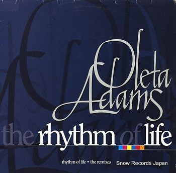 RHYTHM OF LIFE remixes, the