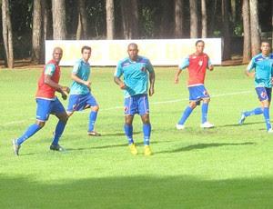 itamar flamengo treino   (Foto: Janir Junior/Globoesporte.com)