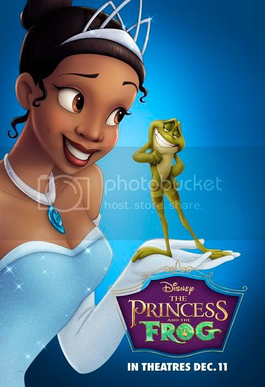 The Princess and the Frog A Princesa e o Sapo