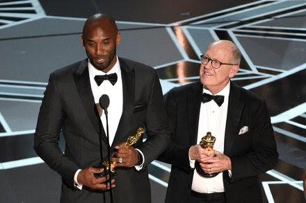Bond Over Beethoven Led to Kobe Bryant's Oscar for 'Dear Basketball'