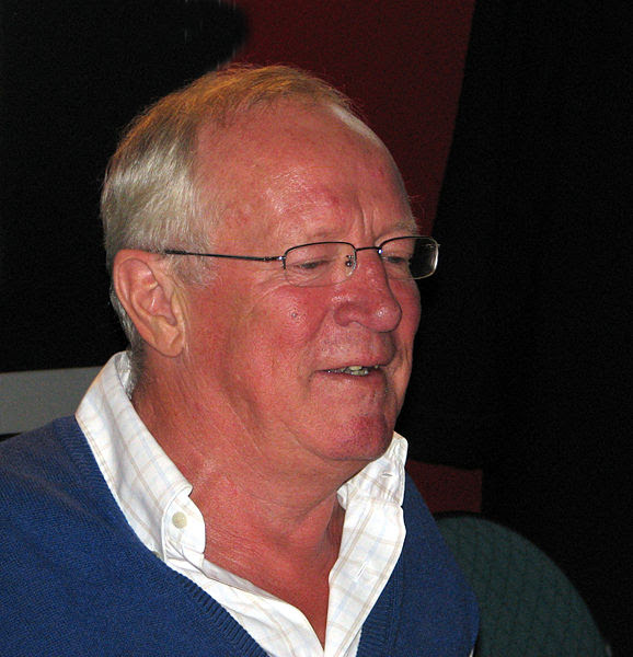 Robert Fisk of The Independent (photo credit: Alan Liefting, via Wikipedia)