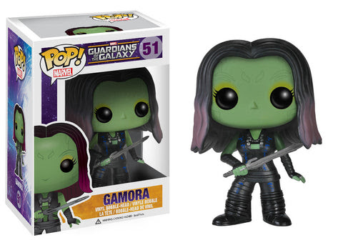 Funko POP! Marvel: Guardians of the Galaxy - Gamora