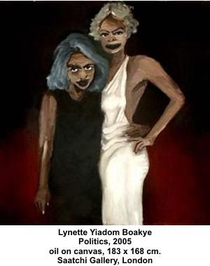 Lynette Yiadom Boakye Politics, 2005 by artimageslibrary