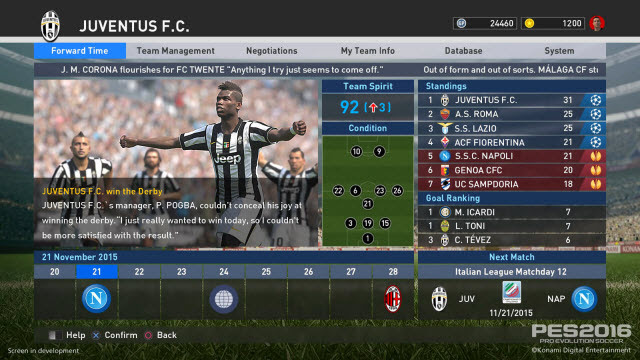 Evolution Soccer XBOX360 COSTELABR
