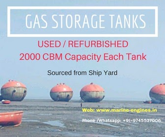Spherical Gas Storage Tank of 2000 CBM for Sale
