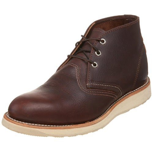 Red Wing Shoes Men's Work Chukka Boot, 14D