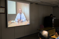 Mr. John Gage のビデオメッセージ, JJUG + SDC JavaOne 報告会, Sun Microsystems 神宮前オフィス