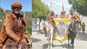 Procissão na Missa pelos vaqueiros, Canindé (CE)