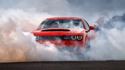 2018 Dodge Challenger SRT Demon Wallpaper   HD Car Wallpapers