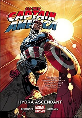 New Captain America Comic Book