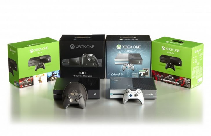 Microsoft brings back Xbox One discounts; $50 off on all bundles