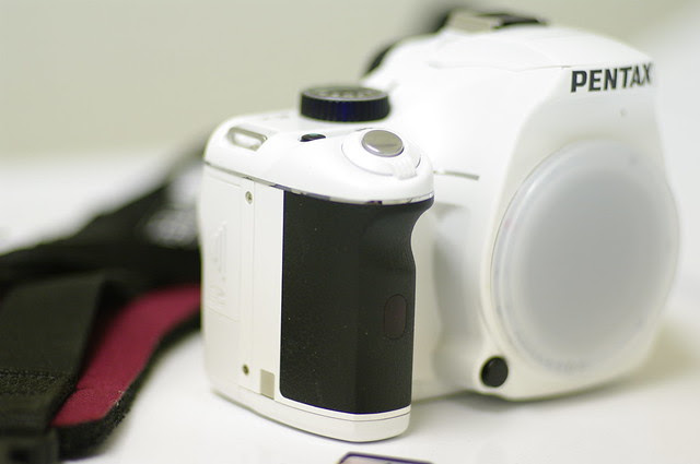 pentax k-x dead with memory card error