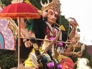 Dasara Idol from Kundurumotte Temple