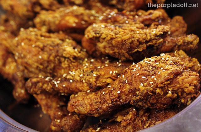 Manang's Chicken in Original Sauce