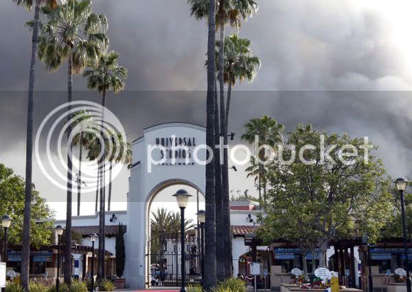 Incêndio na Universal