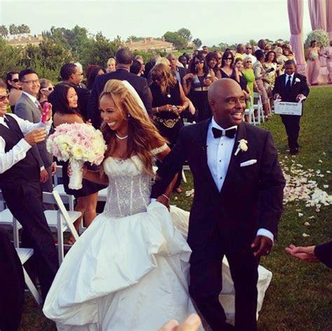Comedian Alex Thomas Gets Married: Lisa Raye, Niecy Nash