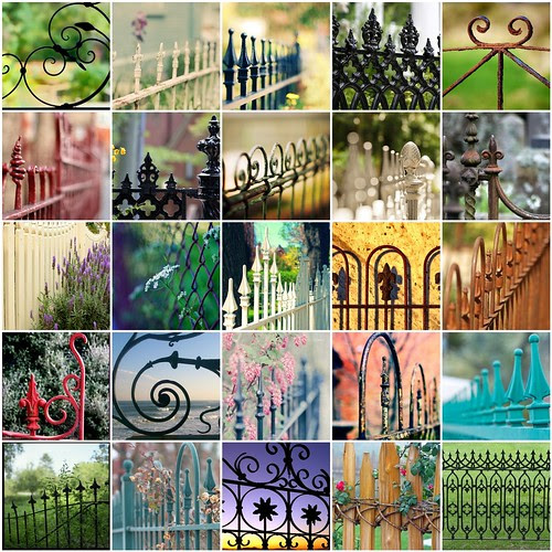Beautiful Fence photos
