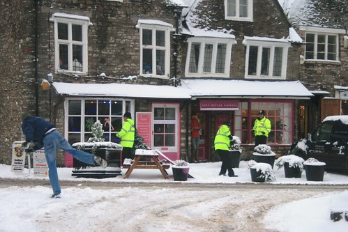 Chipping Sodbury Police Attack
