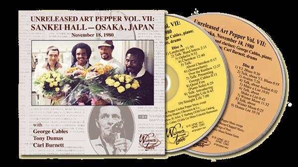 album cover and discs