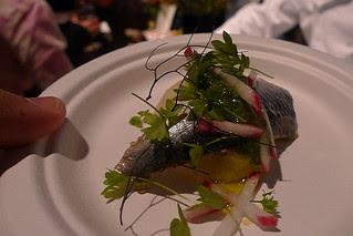 SF Chefs 2012 - Local Sardines