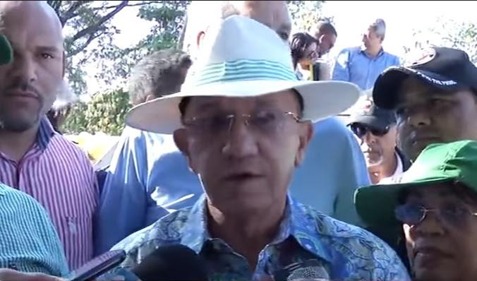 Amable niega haya llegado aun acuerdo con PLD y Danilo Medina