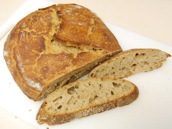Sourdough Bread Machine Recipe