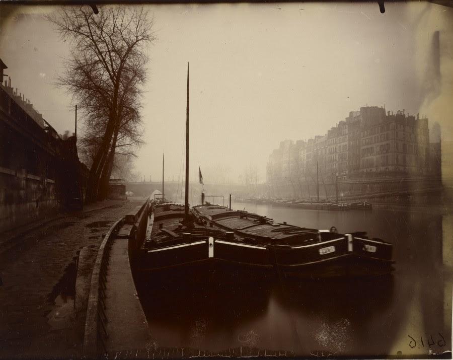Atget Paris Pont Neuf 900x715 Le Paris de 1900 par Atget  photographie histoire art