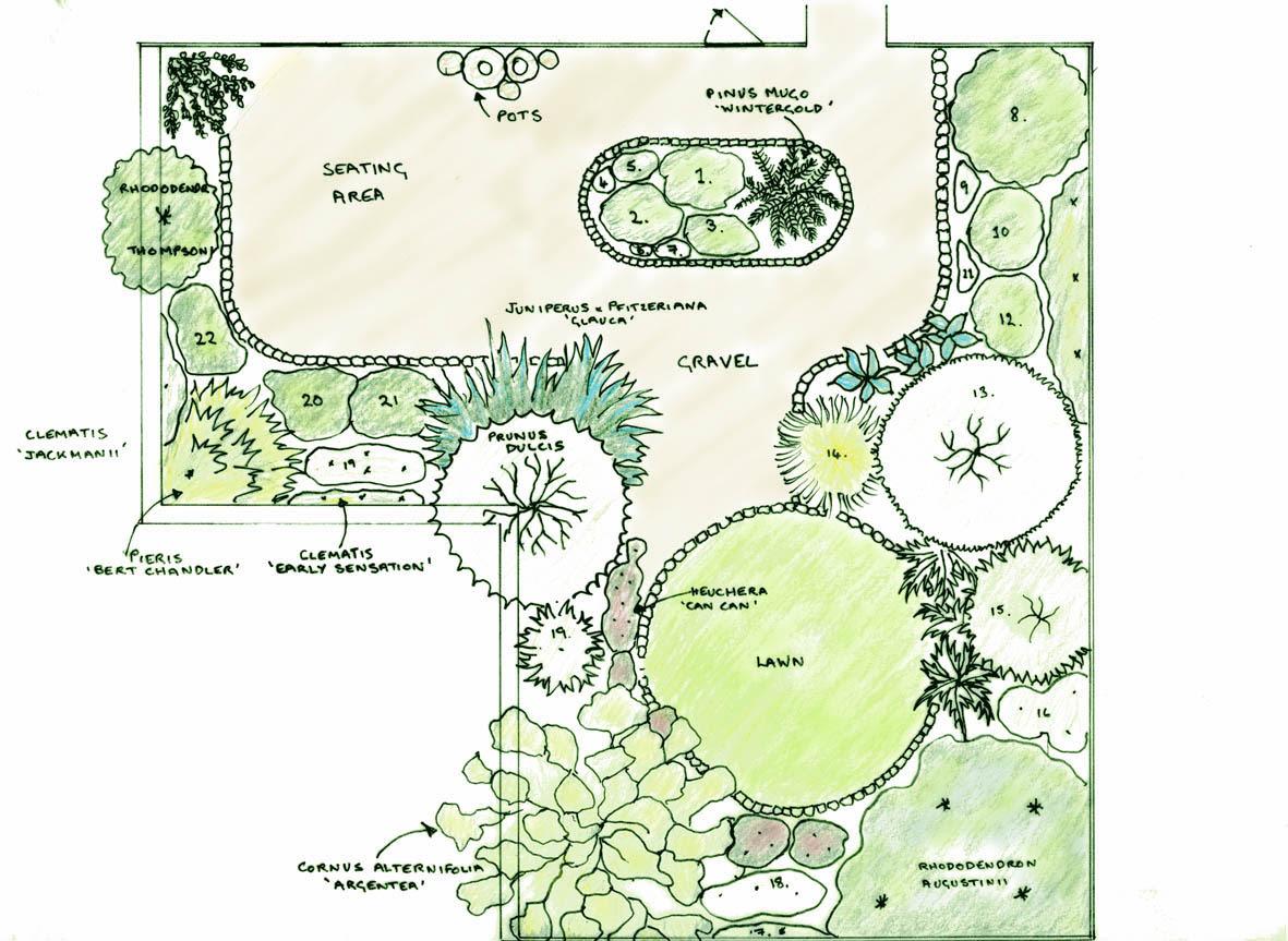 Garden Design   Eden Gardening Services Ripponden West Yorkshire