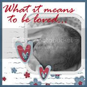 What it means to be Loved