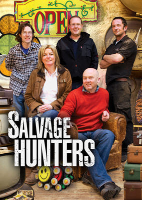 Salvage Hunters - Season 1
