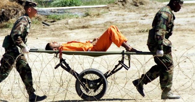 the human rights issue of guantanamo
