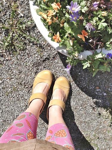 shoe per diem may 13, 2012 - no socks