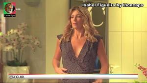 Isabel Figueira sensual em vários momentos