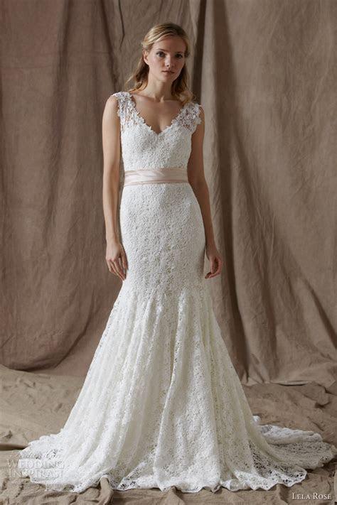 Lela Rose Spring 2014 Wedding Dresses   Wedding Inspirasi